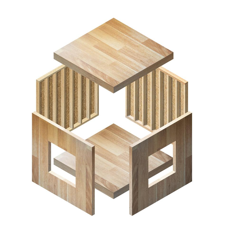 2×4工法の特徴と性能