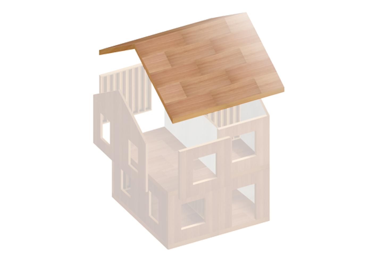 構造用面材 屋根